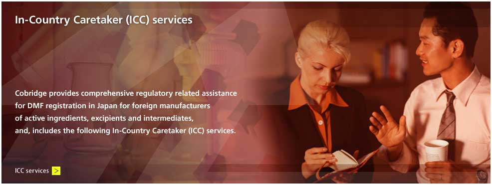 In-Country Caretaker (ICC) services